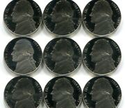 Roll Of Gem Proof Cameo 2003-s Jefferson Nickels - Free Shipping