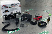 Pci Kenwood Tk-7360hk Chase Radio With No Ground Plane Antenna And Magnetic Coax