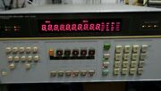 Hp 8901b Modulation Meter Options 001, 002, 030, 033, 035 Tested Working Fine