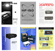 Lowe Hf-150 Photocopy Operating + Service Manuals + Advertisements + Review