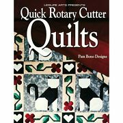Quick Rotary Cutter Quilts Bono Pam