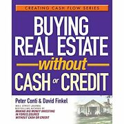 Buying Real Estate Without Cash Or Credit [paperback] Conti Peter And Finkel