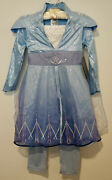 Disney Store Frozen 2 Elsa Dress Costume - New With Tag