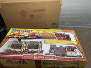 Bachmann G Scale Circus Roustabout Train Set 90194 Complete Excellent/ln