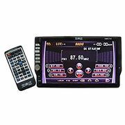 Absolute Dmr710 Single Din In-dash 7-inch Tft-lcd Touch Screen Monitor With D...