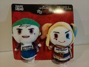 Hallmark Itty Bittys The Joker And Harley Quinn Collector Set Suicide Squad