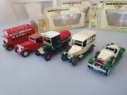 Matchbox 5 Classic Cars Antique Vintage Collection Scale Models 135 Yesteryear