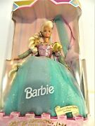 Rapunzel Barbie 1994 First Edition In Children's Collection Series Nrfb 13016