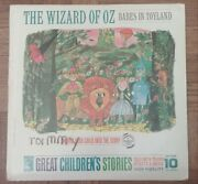 The Wizard Of Oz Mgm Children's Series Lp