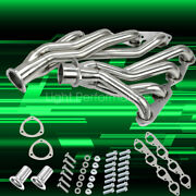 Chevy Gmc Big Block V8 Shorty Stainless Steel Headers 396 402 427 454 502
