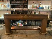 Custom Crafted All-copper Andnbspdraft Beer Tower Andnbsp- 8 Faucets - Glycol Ready