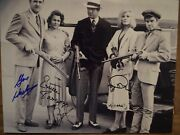 Gene Hackman Beatty Dunaway Parsons Pollard Bonnie And Clyde Signed Photo Psa