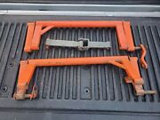 Kubota Rc60 71h 72a 72h Mounting Stays Attachment Arms 70723-51160 51190