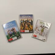 Weeds Season 1 2 And 3 Dvd 7 Discs All New Sealed Region 4