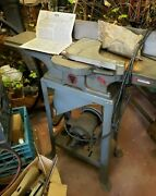 Antique Vintage 1940and039s Delta Jointer Series 37 205 207 Local Pickupandnbsp