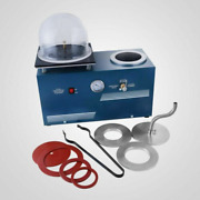 Jewelry Lost Wax Cast Combination Vacuum Investing Casting Investment Machine