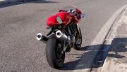 Ducati Ssie Cafe-racer Bolt On Kit Test Fitted All Holes Drilled Ready To Paint