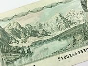 1979 Replacement Banknote Canada 20 Dollar Almost Uncirculated 510 Prefix V212