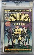 Cgc 9.4 Astonishing Tales 29 1975 Showcases First Guardians Of The Galaxy