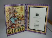 Mary Engelbreit Itand039s Good To Be Queen Picture Photo Frame 1990 Sunrise