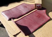 Nos Gm Accessory 997457 1982 1988 Chevy S10 St Truck Front Floor Mats Pair