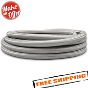 Vibrant 11949 50ft Roll Of Stainless Steel Braided Flex Hose An -10 Id 0.56