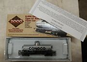 Proto 2000 Series 8000 Gallon Type 21 Riveted Tank Car- Ho Scale F7