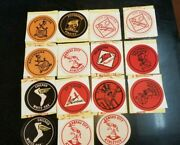 Topps Heritage 2007, Baseball, 15-lot- Team Emblems Patches From 1958
