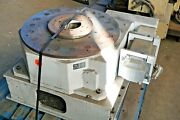 Weiss Rotary Table Cr700cca Ratio 144 Model 2009