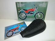 Bultaco Sherpa Seat New For Models 156 158 159 182 183 185 238