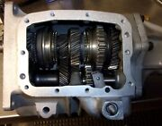 My6 Or Np440 Gm 833 3 Speed With O/d Rebuilt Truck 10 X 27 With Bell Housing