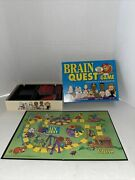 Brain Quest Board Game Preschool And Kindergarten Ages 3-6 2-4 Players