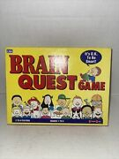 Brain Quest Board Game University Games Ages 6 To 12 Vintage 1993 Grade 1 To 6