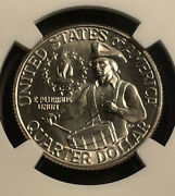 1976 D Washington Quarter Clad Ngc Ms 65 Buy The Coin And Not The Grade