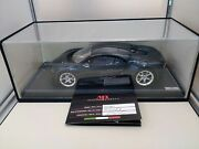 Mr Collection Scale Size 1/18 Bugatti Chiron Bug06h With Case And Box From Japan