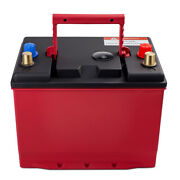 12v 80d26l Group 24 Lithium Iron Phosphate Battery Automobile Emergency System