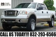 2006 Ford F-150 King Ranch 6.5 Bed 4x4 5.4l V8 06 Ford F150 King Ranch 6.5 Bed 4x4 Accident Free Lifted Suspension Dual Exhaust