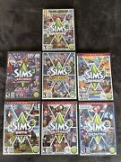 The Sims 3 Limited Edition Expansion Packs Lot Pc/mac Complete With Key Codes