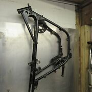 Vintage Suzuki 67 T200 Frame Chassis With Title Papers Free Shipping