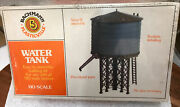 """Bachmann Plasticville, """"water Tank"""" Ho Scale, Nos See Ad 13e"""
