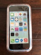 Apple Iphone 5c - 16gb - White Atandt A1532 Gsm Brand New And Factory Sealed