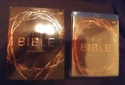 The Bible The Epic Miniseries - Blu-ray 4 Disc Set With Sleeve - New Sealed