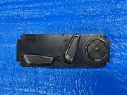 2015 - 2020 Ford F150 Platinum Left Side Driver Seat Switch W/ Massage Function