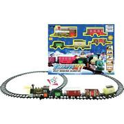 Battery Operated Continental Express Train Set Case Pack 18