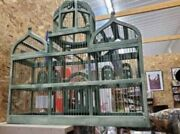 Bird Cage Vintage Collectable Taj Mahal Style Beauty