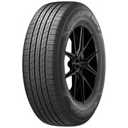 4-p255/55r20 Hankook Dynapro Hp2 Ra33 107h Sl/4 Ply Bsw Tires