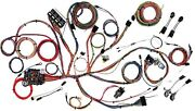 American Autowire Wiring System Mustang 1964-66 Kit P/n 510125