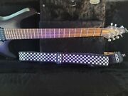 Kiesel Kv6 Vanquish Multiscale Fanned Frets. Mint Cond. With Ohsc