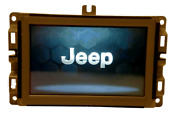 18 19 20 Jeep Cherokee Vp2 Bluetooth 7 Radio Am-fm Xm Uconnect Touch-screen Oem