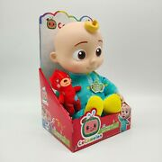 Cocomelon Roto Jj Doll Bedtime Soft 13 Singing Plush Toy Youtube New Fast Ship